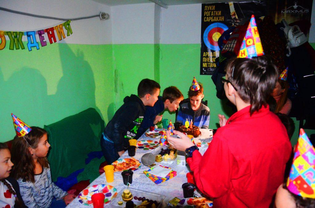 Лазертаг-клуб Бункер в Новосибирске