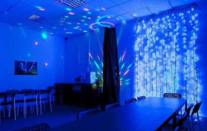 Лазертаг клуб КиберФокс Гранд Каньон в Санкт-Петербурге