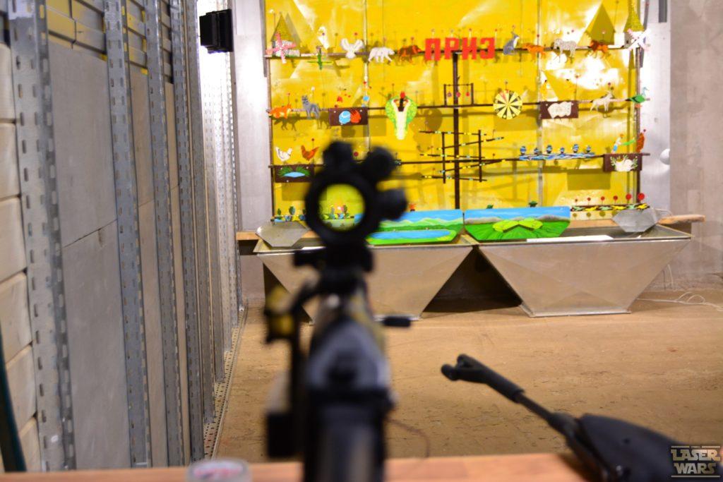 Лазертаг Laser Wars в Самаре