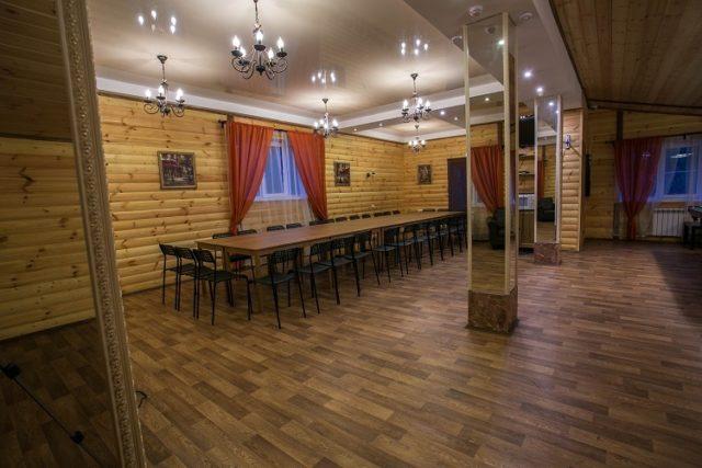 "Лазертаг-клуб GreenWaldPark ""Триатлон"" в Нижнем Новгороде"