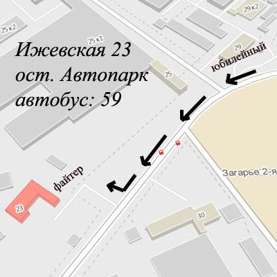 Лазертаг клуб Файтер в Перми