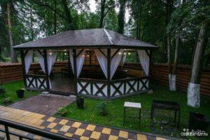 Лазертаг-клуб GreenWaldPark в Дзержинске