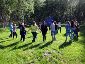 Лазертаг-клуб GreenWaldPark в Нижнем Новгороде
