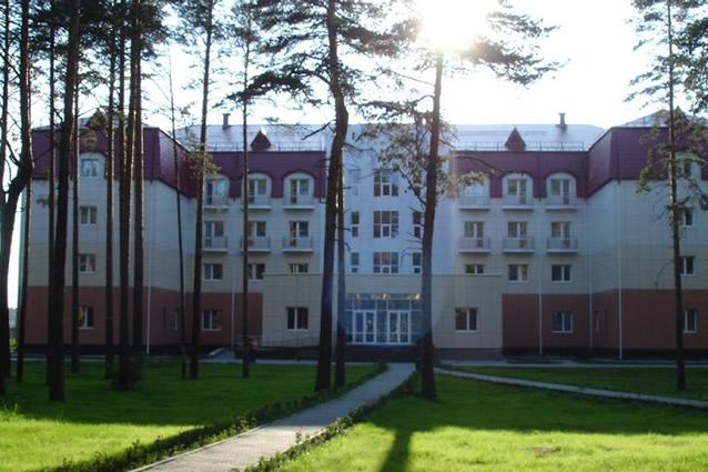 Лазертаг-клуб Барс в Екатеринбурге