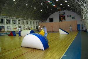 Лазертаг Бердский пейнтбольный клуб в Бердске