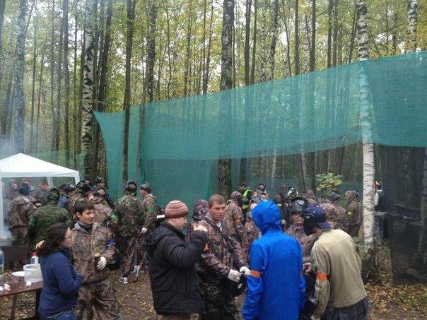 Лазертаг-клуб Солдат удачи в Казани