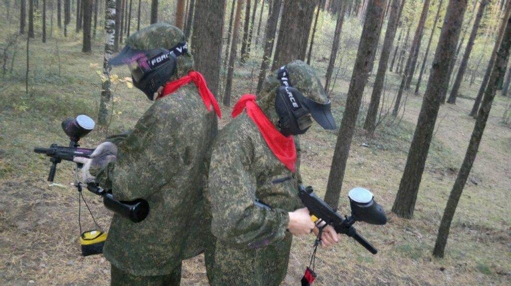 Лазертаг клуб Оазис в Ярославле