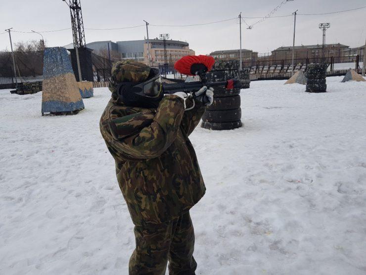 Лазертаг-клуб Атака в Магнитогорске