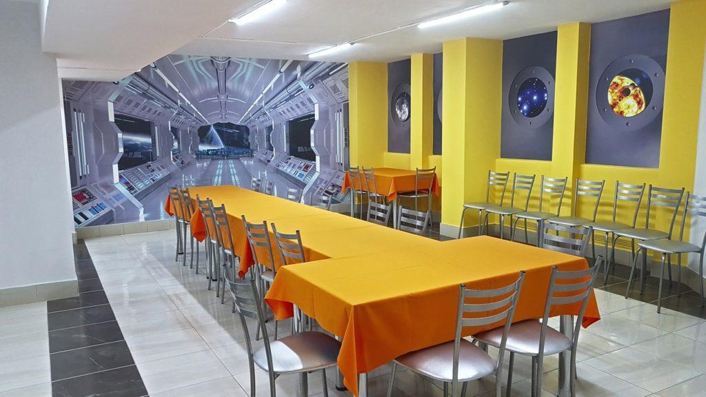 Лазертаг клуб Галактика в Ижевске