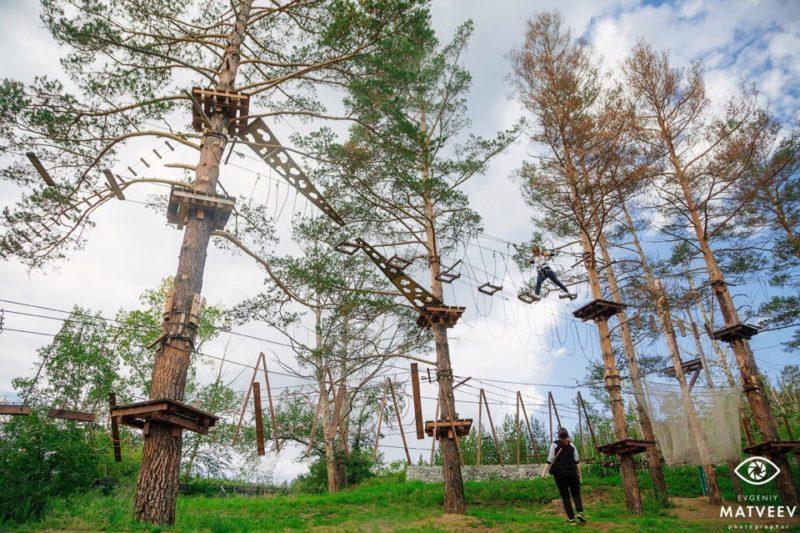 Лазертаг клуб Точка отрыва в Улан-Уде