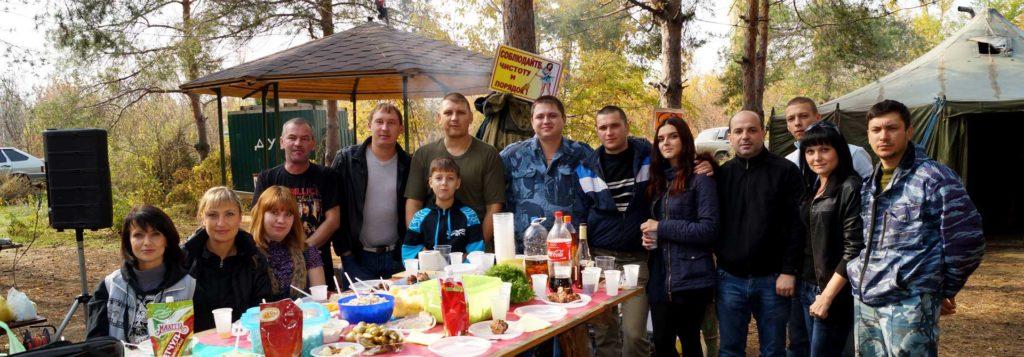Лазертаг-клуб Воинград в Волгограде