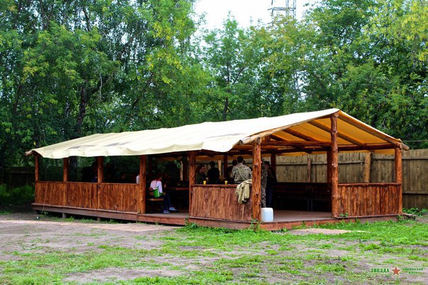 Лазертаг клуб Арена Звезда в Красноярске
