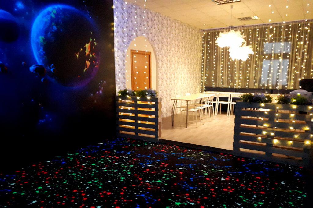 Лазертаг-клуб Laser Zone в Магнитогорске