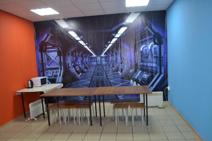 Лазертаг-клуб Адреналин 60 в Пскове