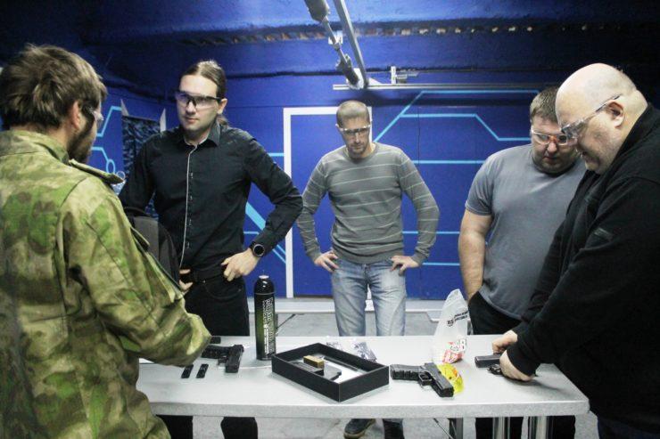 Лазертаг-клуб Арена Кибер Страйк в Саратове