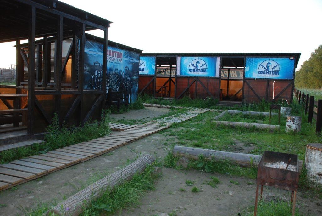 Лазертаг-клуб Фантом в Казани