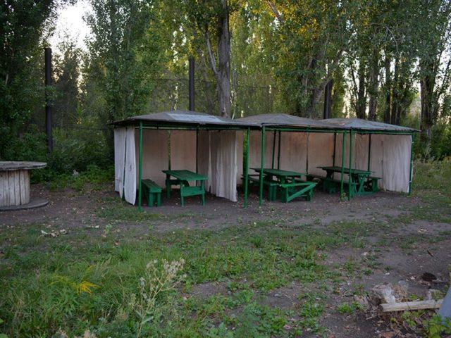 """Лазертаг-клуб Арена 63 """"Искра"""" в Тольятти"""