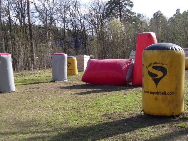 Лазертаг-клуб Extreme Play в Подмосковье