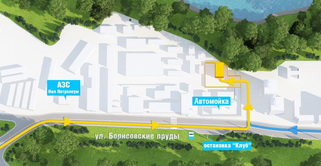 Лазертаг-клуб Kazarma в Москве