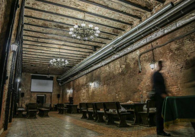 Лазертаг-клуб Лабиринт в Москве