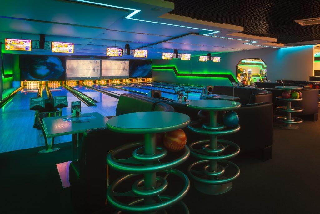 Qzar-клуб Laser-Land в Москве