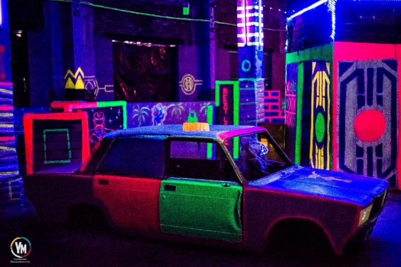 Лазертаг-клуб Lost City в Оренбурге