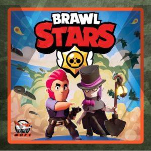 <b><font color=red>Brawl Stars</font></b>