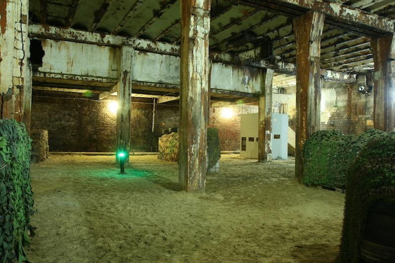 Лазертаг клуб подземный лабиринт