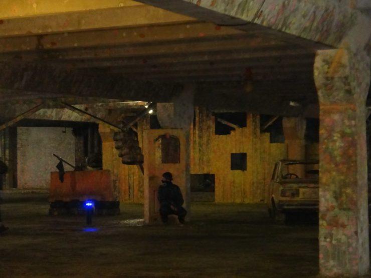 Лазертаг-клуб Zona-48 в Липецке