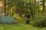 Лазертаг-клуб Гагарино в Дзержинске