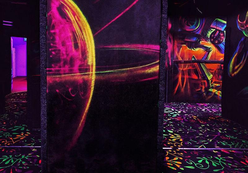 Лазертаг-клуб Лазерфорс в Новосибирске