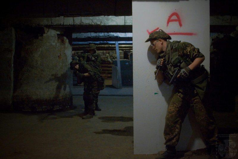 Лазертаг-клуб Командир