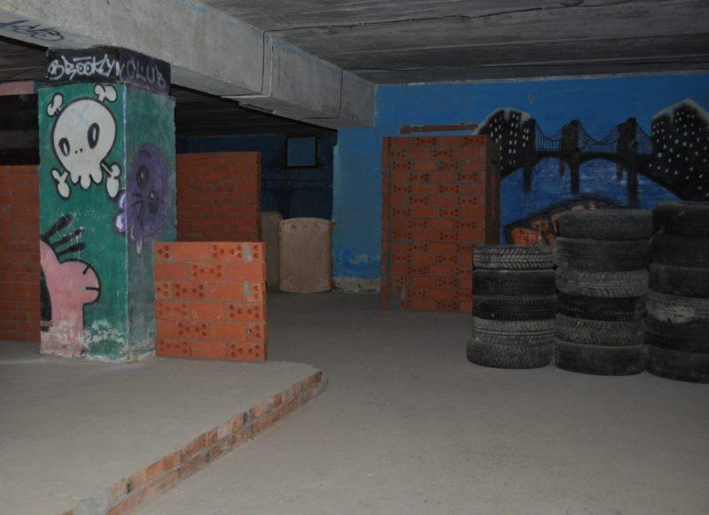 Лазертаг-клуб Стрелок в Бердске