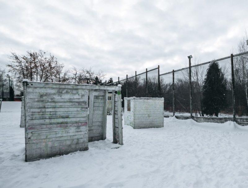 Лазертаг-клуб Олимпиец в Москве