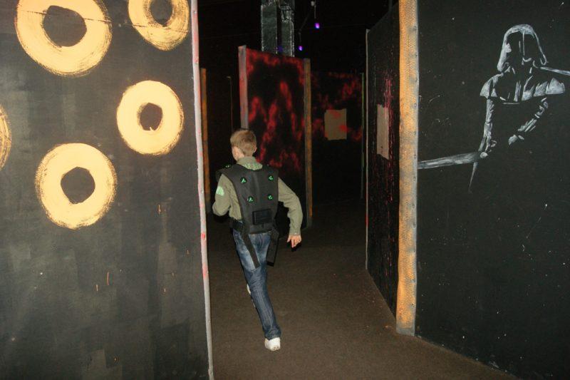 Лазертаг клуб Адреналин 53 в Великом Новгороде