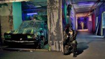 Лазертаг клуб Гамбит в Астрахане