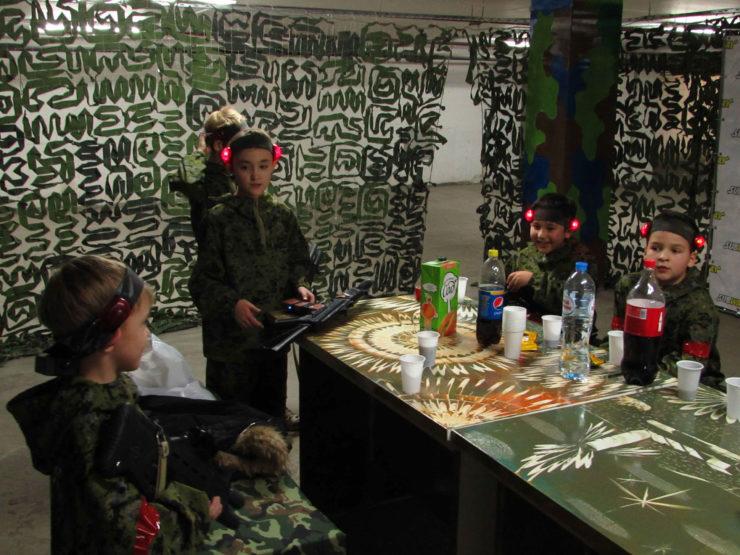 Лазертаг-клуб Гамбит в Астрахани