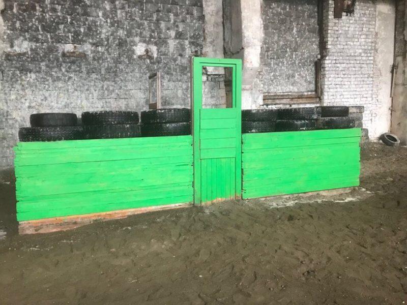 Лазертаг-клуб Десятка в Мурманске