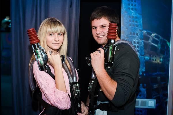 Лазертаг клуб Космик в Костроме