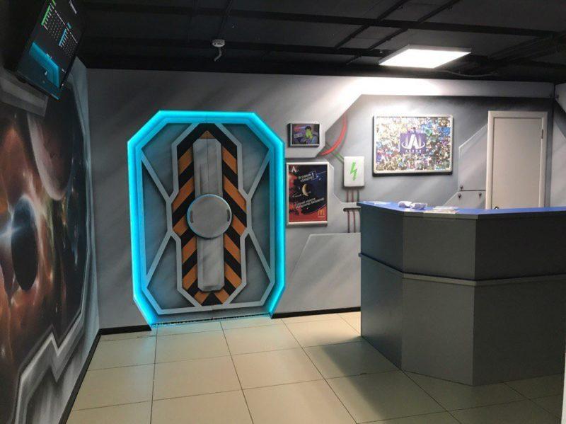 Лазертаг-клуб Ареон в Орле