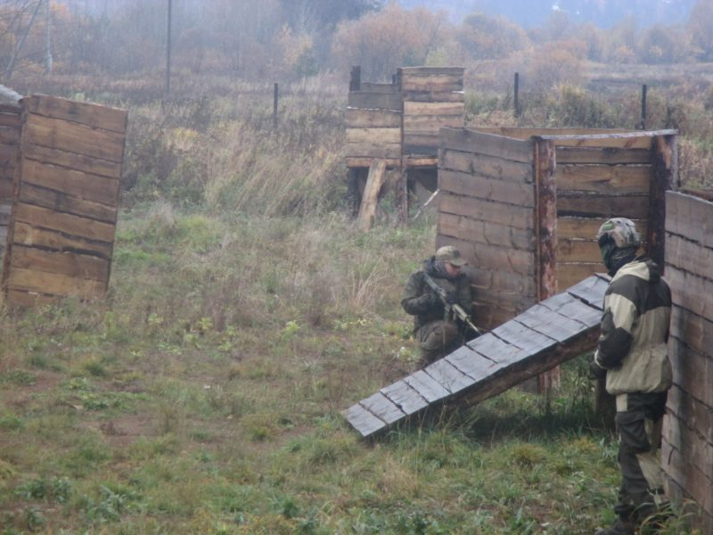 Лазертаг клуб Адреналин 43 в Кирове