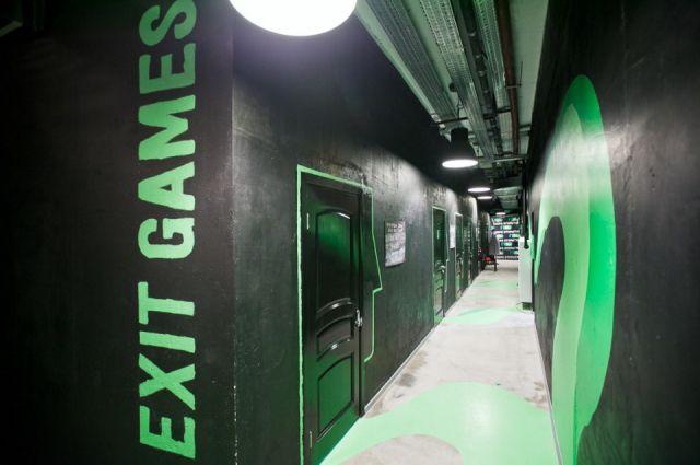 Лазертаг-клуб ExitGames в Сургуте