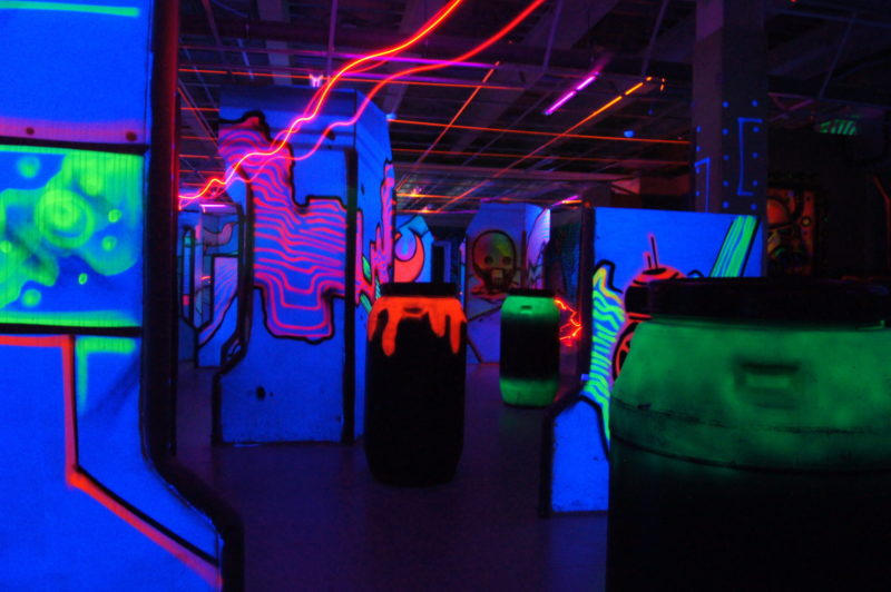 Лазертаг клуб БаZa в Чебоксарах