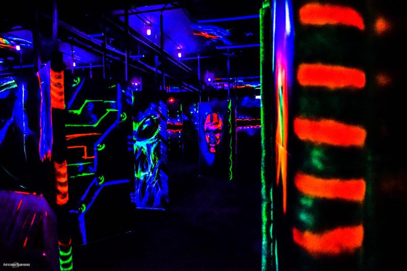 Лазертаг клуб Галактика в Тамбове