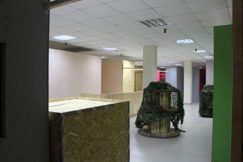 Лазертаг-клуб Арена в Красноярске
