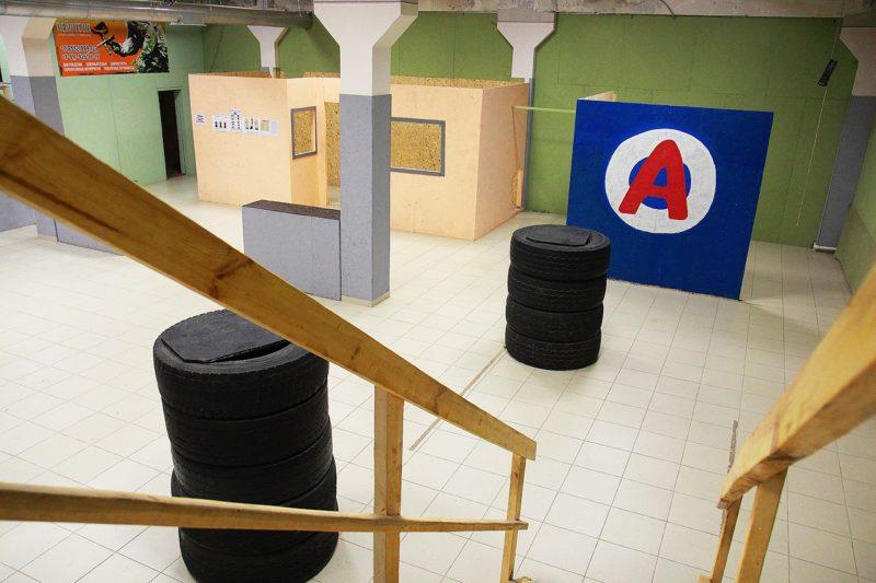 Лазертаг-клуб Бастион 16 в Набережных Челнах