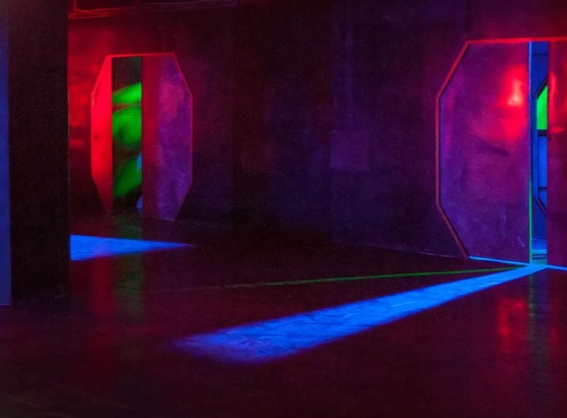 Лазертаг-клуб Sтанция в Москве
