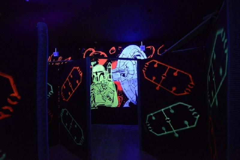 Лазертаг-клуб Cybertag
