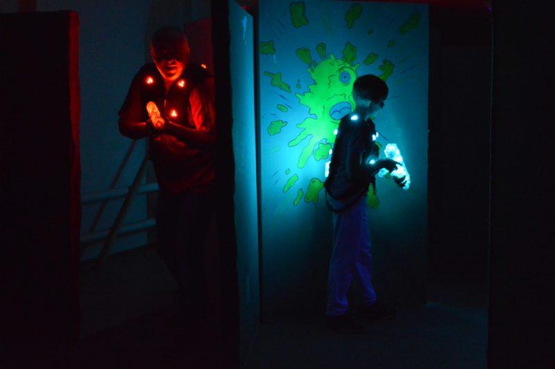 Лазертаг-клуб Laser Strike в Саратове
