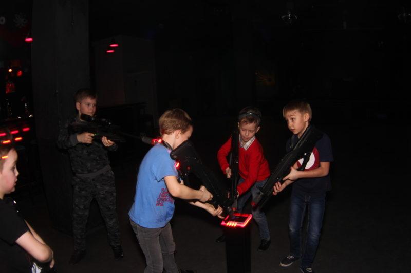 Лазертаг-клуб Атака
